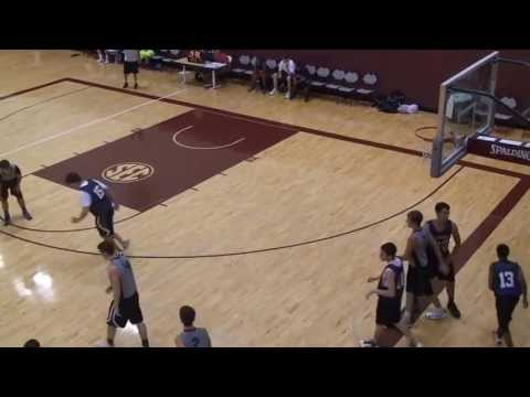 Texas A&M Basketball Team Camp Greenhill School JV June 2013 - 06/30/2013