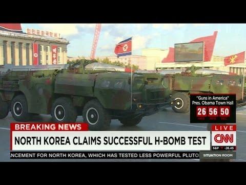 Kim Jong Un's motives: North Korea nuclear test