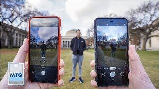 OnePlus 6T vs Pixel 3 XL: In-Depth Camera Test Comparison