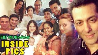 (INSIDE PICS) Salman Khan Grand EID Celebration With Family & Friends