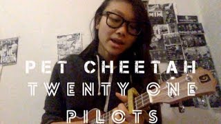 twenty one pilots : Pet Cheetah (Vocal/Rap Cover) Chords in Description