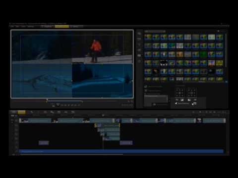 Multi-track Video Editing - VideoStudio Pro X3