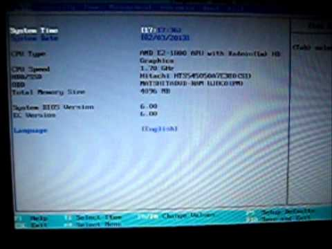 Toshiba Satellite Tutorial - Windows 8 Downgrade/No Bios/No CD Drive/CSM - UEFI