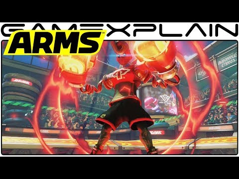 ARMS - Version 3.2 Reveal Trailer