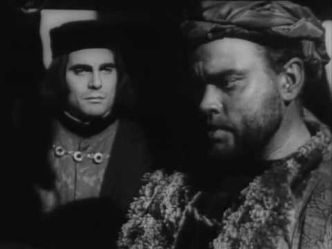 Othello défend son mariage, extrait de Othello (1952)
