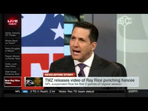 Adam Schefter Rips NFL over Ray Rice