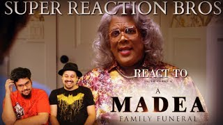 SRB React to Tyler Perry's A Madea Family Funeral Official Trailer