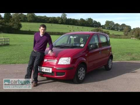 Fiat Panda (2004 - 2011) review - CarBuyer