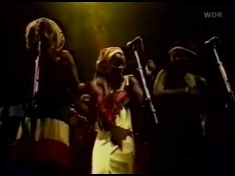 THE  I THREE - slave queen live in dortmund 1980