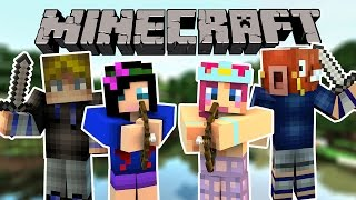 THE ULTIMATE BED WARS TEAM! | Minecraft Bed Wars | Amy Lee33
