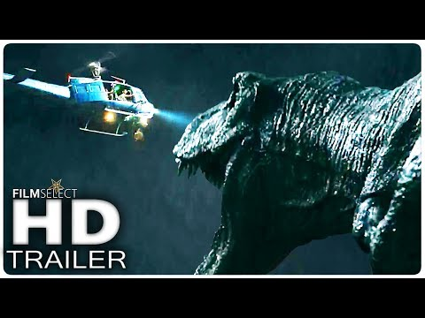 JURASSIC WORLD 2 Trailer 2 (Extended) 2018
