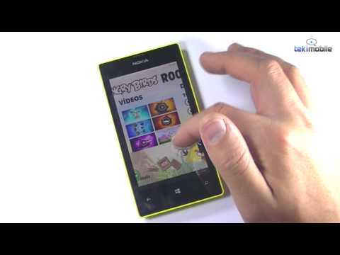Review do Nokia Lumia 520 | Tekimobile