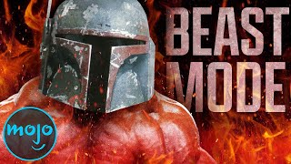 Top 10 Times Star Wars Characters Went Beast Mode