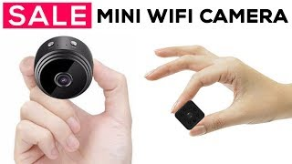 Top 5 Best Mini Wifi Camera To Buy | HD Wireless Cameras