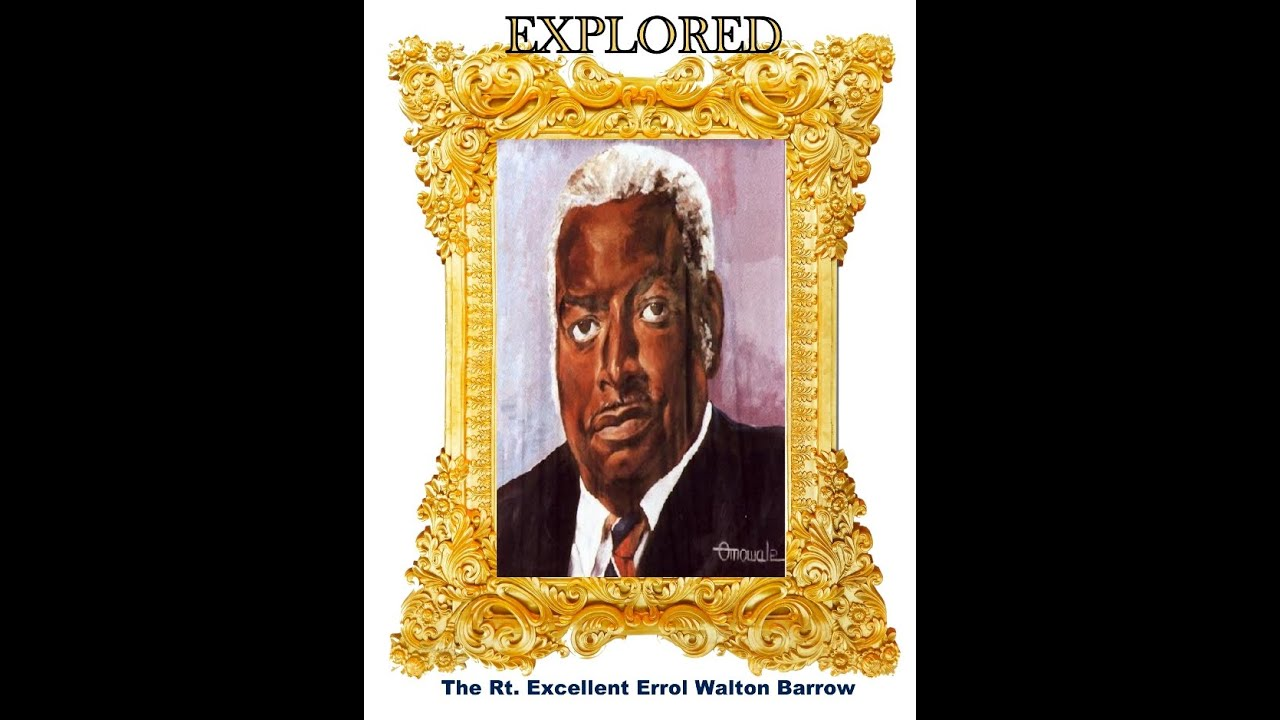 Barbados National Heroes Explored - The Right Excellent Errol ...