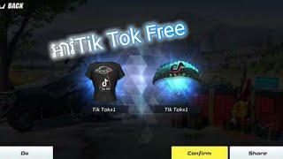 របៀបយកអាវTik Tok free in rules of survival(#Roswag)|kmg yt
