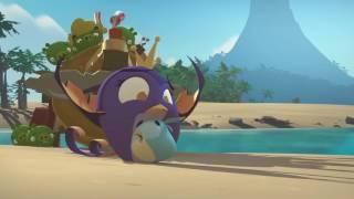 Злые птички Angry Birds Стелла 1 сезон 3 серия Золотое яйцо все серии подряд