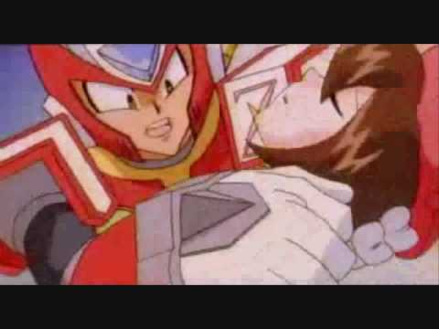 Megaman X4 -  Death of Iris (Three versions)