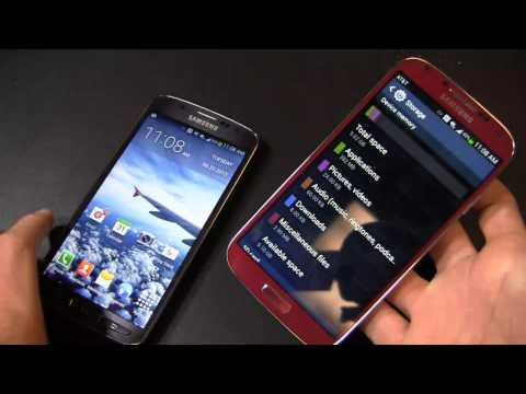 Samsung Galaxy S4 Active vs. Samsung Galaxy S 4 (2)
