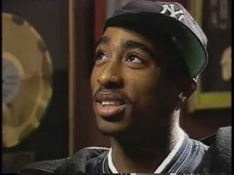 """Tupac Shakur In His Own Words"" Special MTV News 1997"