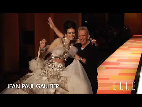 Jean Paul Gaultier. Paris Alta Costura P-V 2013