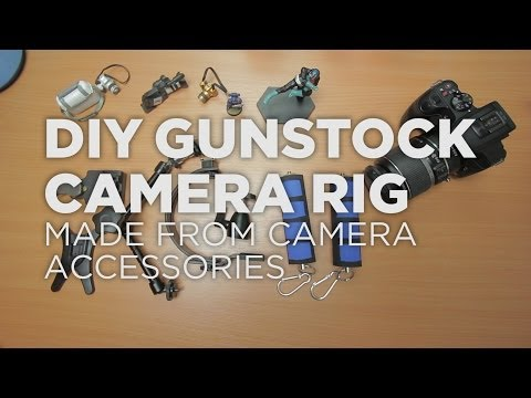 DIY Gunstock Camera Rig by Chung Dha