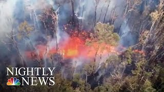 Growing Health Concerns As Hawaii Fears More Volcanic Eruptions | NBC Nightly News