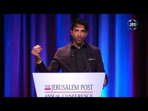 Son of Hamas Leader: Free People Should Figh Islam