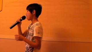 ☆ONE OK ROCK 『Wherever you are』-Cover by 12 year old HIRO
