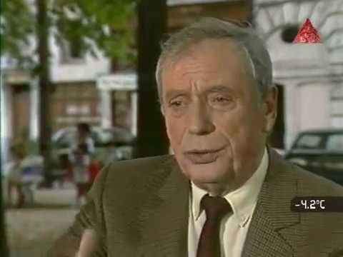 «Пятое колесо»: Ив Монтан — 1989 г.