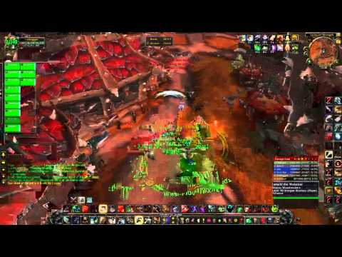 SHACOS WOODPECKERS SIEGE OF ORGRIMMAR HEROIC DIFFICULTY #1