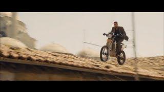 Skyfall - Skyfall - Opening Scene: Motorbike Chase (1080p)