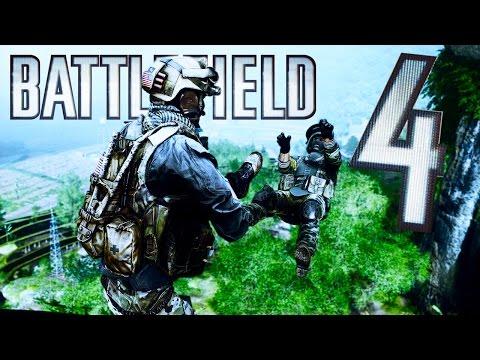 Battlefield 4 Random Moments #88 (Tic-tac-toe, Harambe!?)
