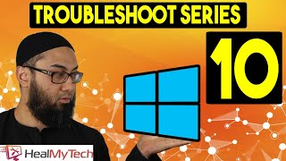 Pt 10 | Troubleshoot & Fix Windows 10 Not Starting Up OR JUST USE LINUX