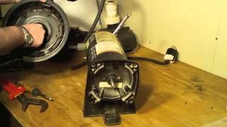 Flotec Pump FP5172 install overhaul kit repair