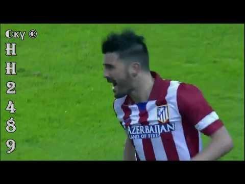 Celta Vigo vs Atletico Madrid 0-2 ~David VILLA GOALS HD~ Celta 0-2 Atletico Madrid ~ 08-03-2014