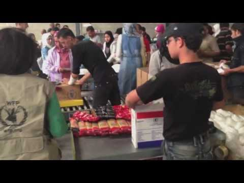 Syria: Food Boxes For Families Living Amid Conflict
