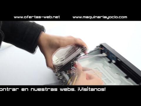 Kit cámaras de seguridad | maquinariayocio.com