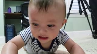 WHO FELL OFF THE PORCH? / Shawn Crawls for NERF Toys / Sprinkler Joke Cam +Mor (FUNnel Vision Vlog)