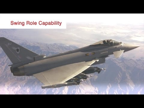 Airbus Group - Eurofighter Typhoon Combat Ready [1080p]