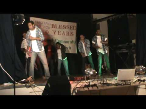 Tamil Gospel Song Fusion Dance By Ecbc Boys Auckland video