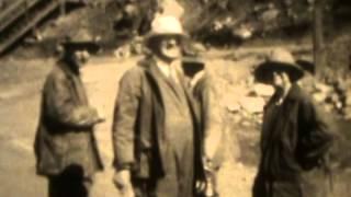 1920's MT. SHASTA BY TRAIN, SISKIYOU COUNTY CALIFORNIA