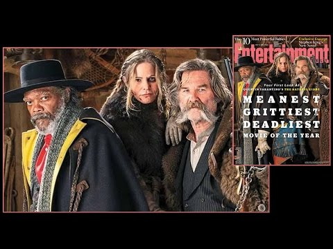 First Look At Cast Of THE HATEFUL EIGHT - AMC Movie News