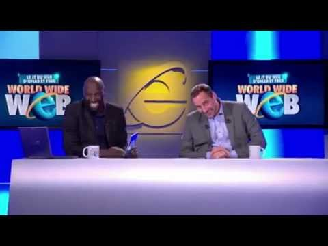 Le World Wide Web - Episode 1 - Le JT du Web d'Omar et Fred.mp4