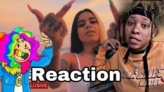 "6IX9INE SISTER | LIL KEYU ""PLAY DUMB"" (OFFICIAL MUSIC VIDEO) 