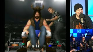 Gaiden the Ring: WWE Day of Reckoning