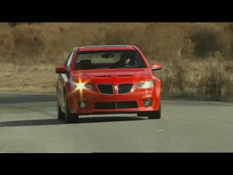 MotorWeek Road Test: 2009 Pontiac G8 GXP