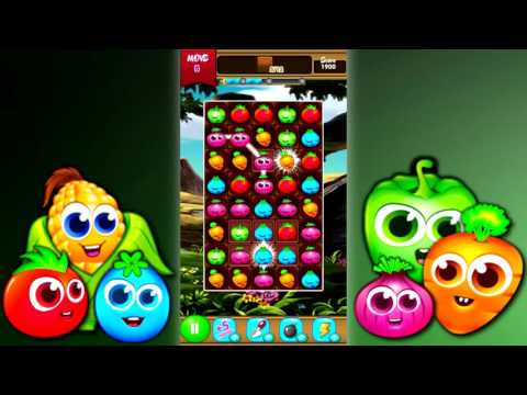Fruit Splash Match 3: 3 In a Row APK Cover