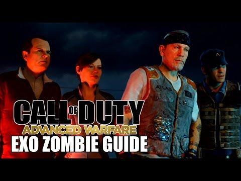Exo Zombies Guide - Call of Duty: Advanced Warfare