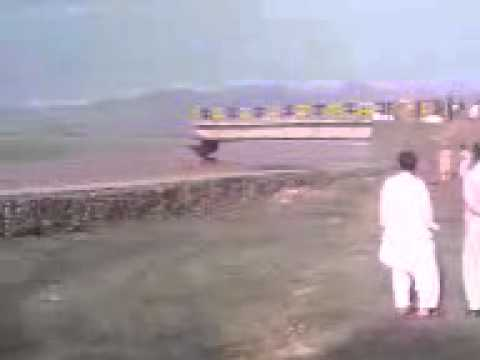 Shamozai Bridge On Swat Flood video